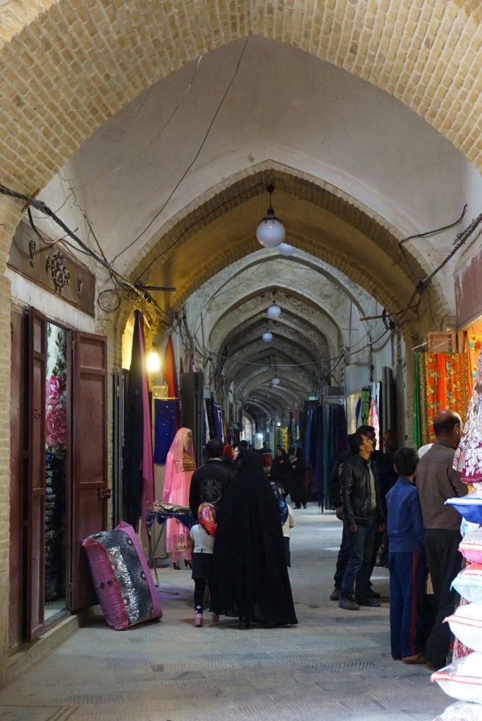 Grand Bazaar, Kerman, Iran