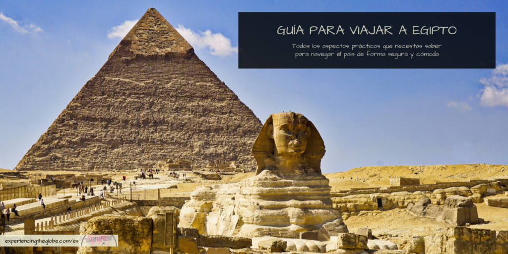 Desde la obtención de la visa hasta la reserva de un ticket de tren, esta guía para viajar a Egipto recorre todos los aspectos prácticos que necesitas saber para navegar el país de forma segura y cómoda, ya seas un viajero independiente, un mochilero o una mujer viajando sola – Experiencing the Globe
