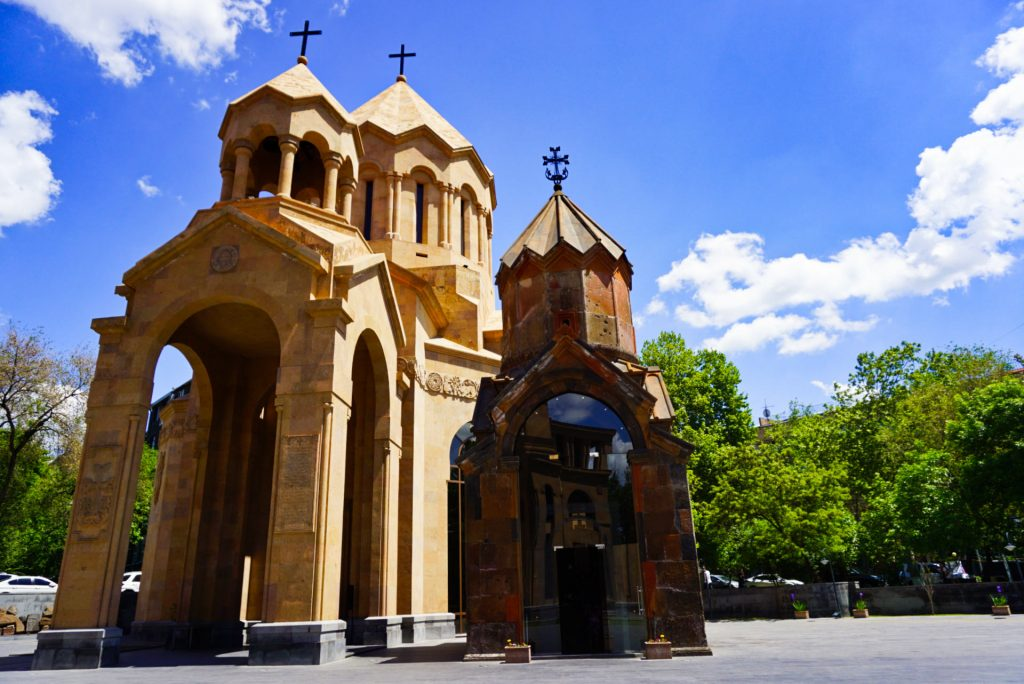 Holy Mother of God Kathoghike Church, Yerevan, Armenia - Experiencing the Globe