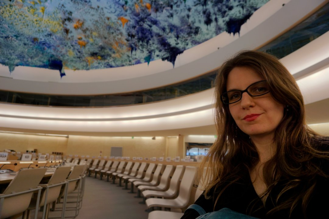 Human Rights Council, Geneva – Experiencing the Globe