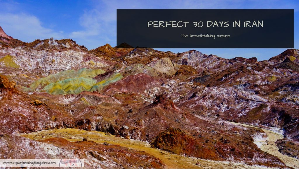 Perfect 30 days in Iran, part 2: The breathtaking nature