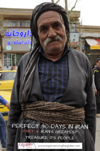Perfect 30 days in Iran, part 4: Iran's greatest treasure, its people