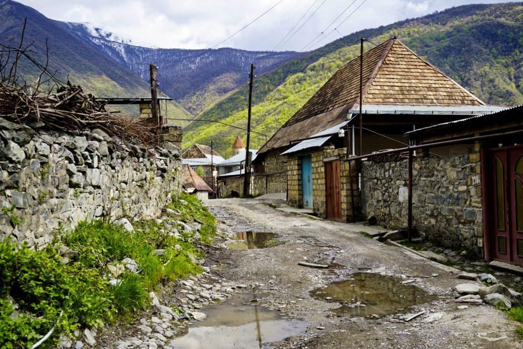 Kis, Azerbaijan