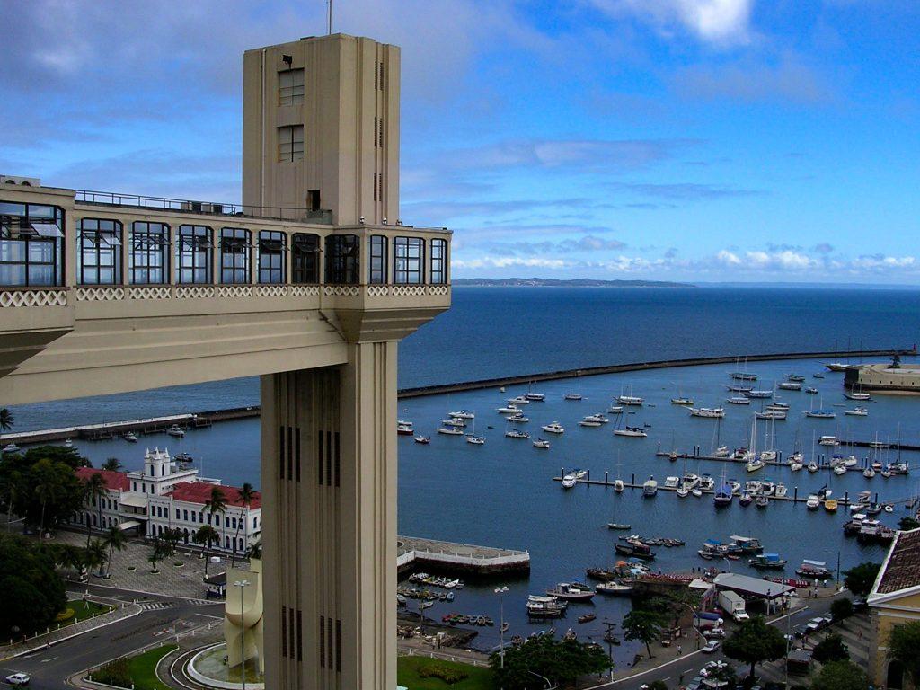 Lacerda elevator, Salvador da Bahia, Brazil