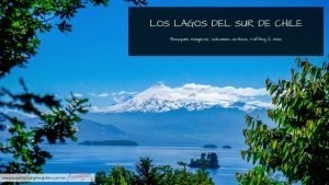 Hacer trekking por los lagos del sur y subir al volcán Villarrica