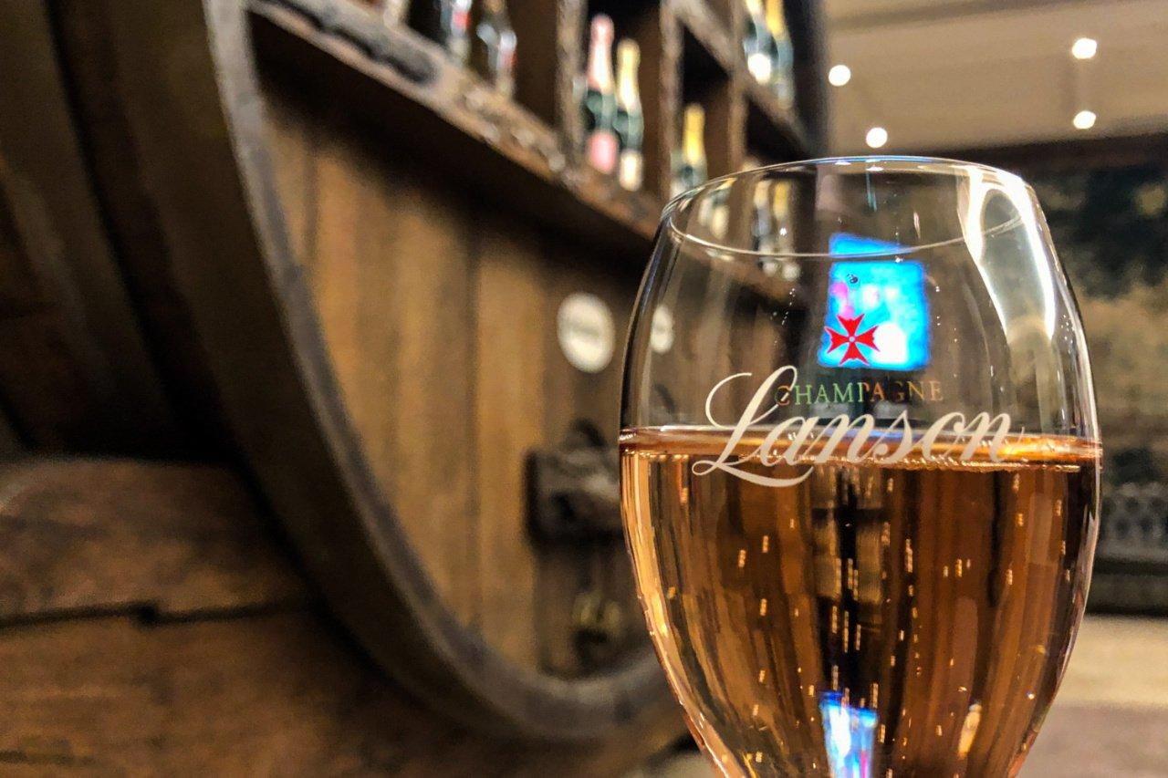 Lanson Champagne, France ©Megan Starr