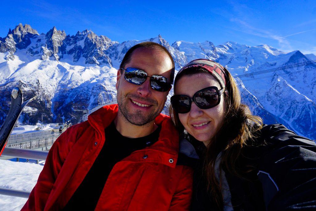 Le Brévent, Chamonix, France – Experiencing the Globe