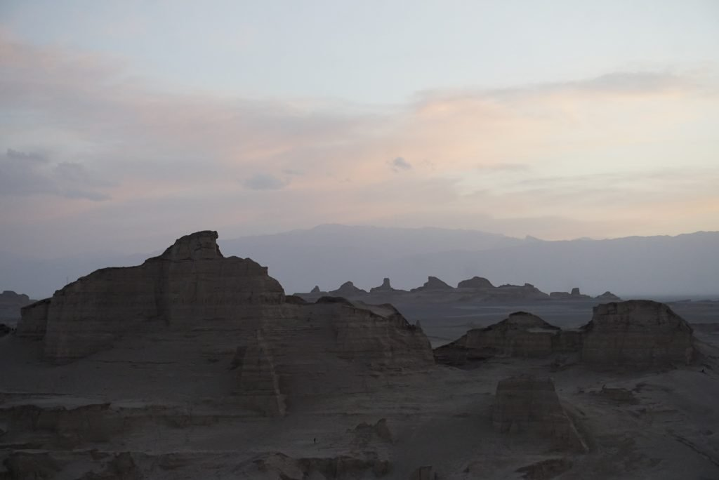 Lut desert - Iran – Experiencing the Globe