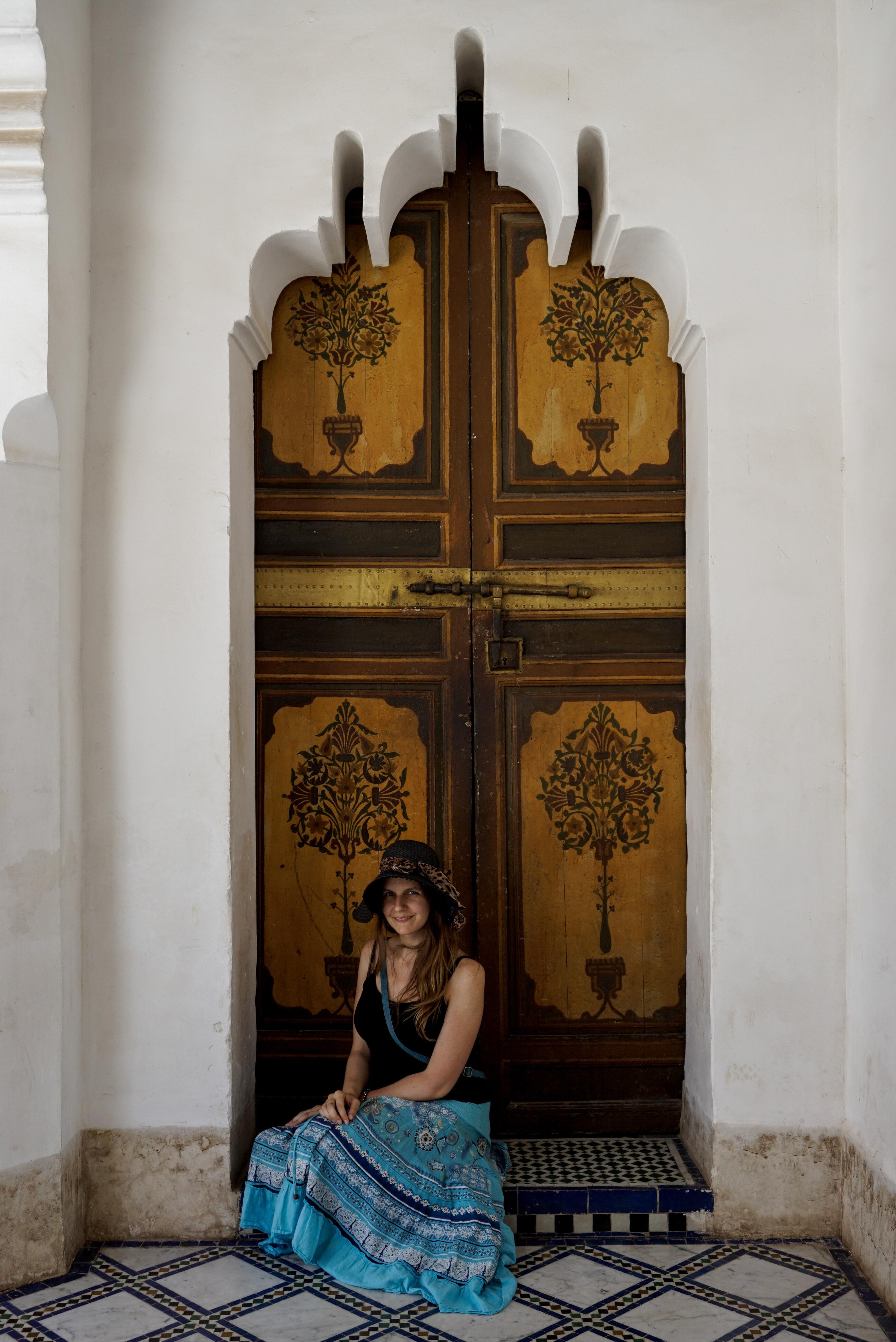 Ben Youssef Madrasa Marrakesh Morocco
