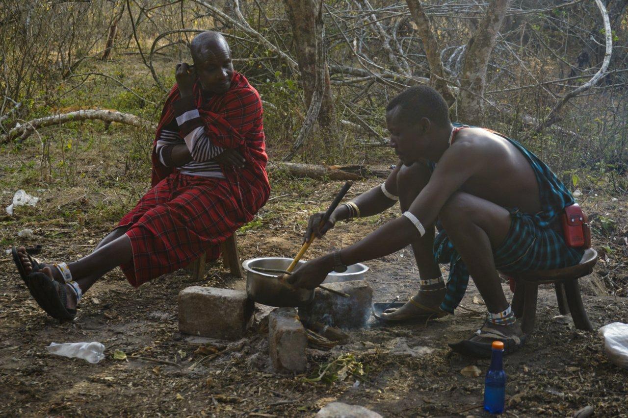 Masai medicinal rite, Manyara region, Tanzania - Experiencing The Globe