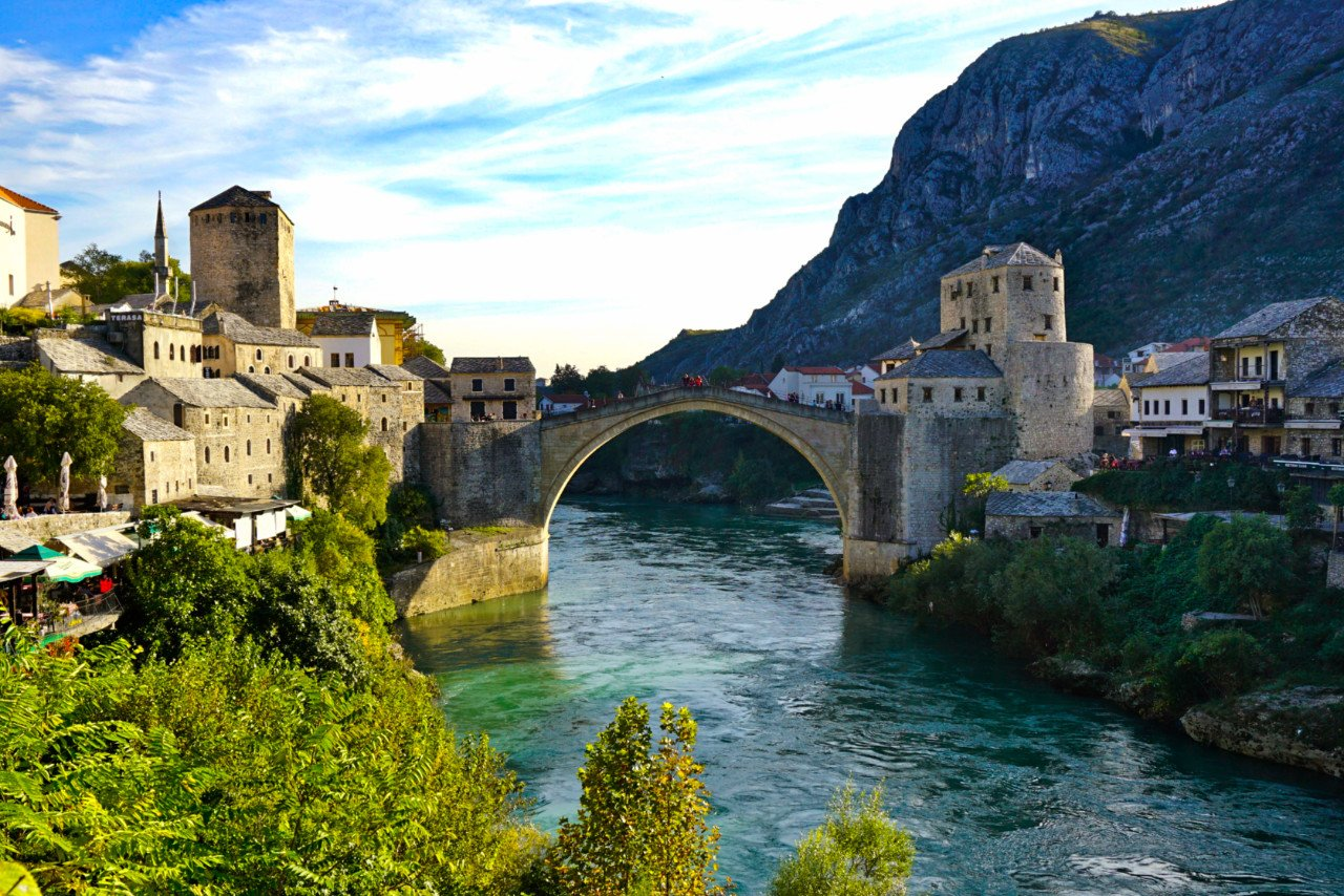 Mostar, Bosnia and Herzegovina - Experiencing the Globe