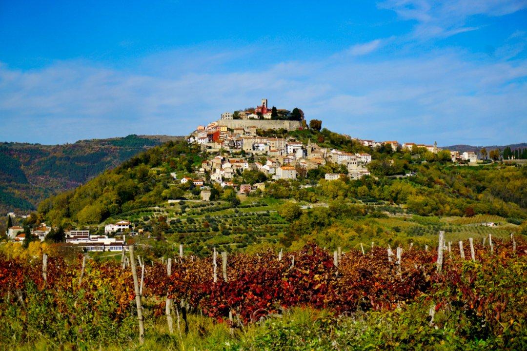 Motovun, Croatia – Experiencing the Globe