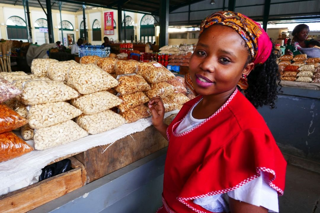 Mozambique, Wendy from The Nomadic Vegan