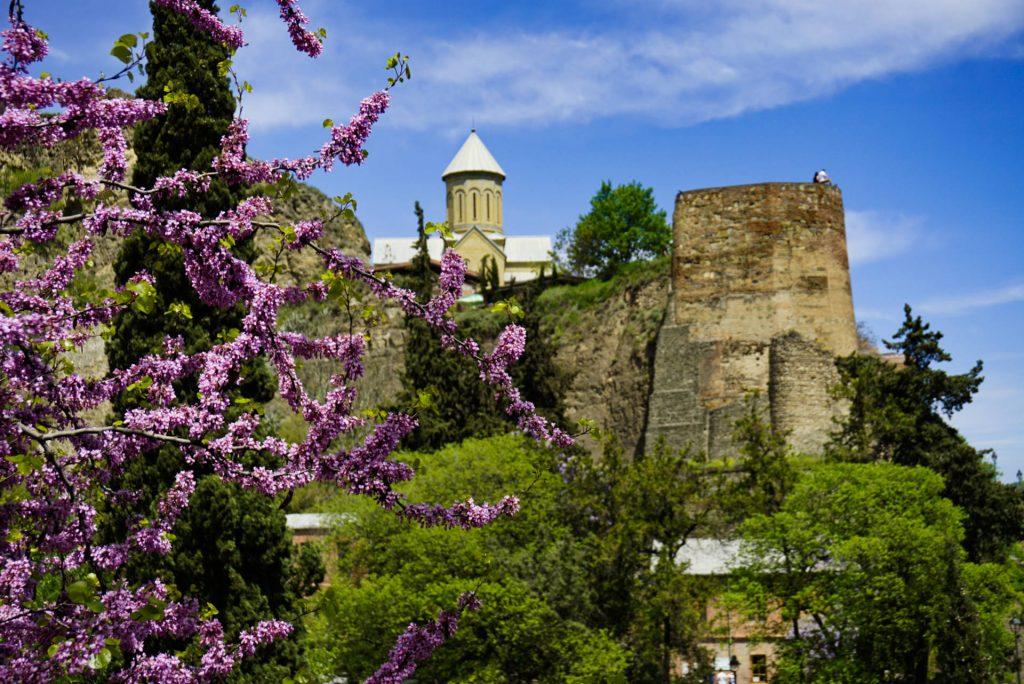 Narikala fortress, Tbilisi, Georgia - Experiencing the Globe