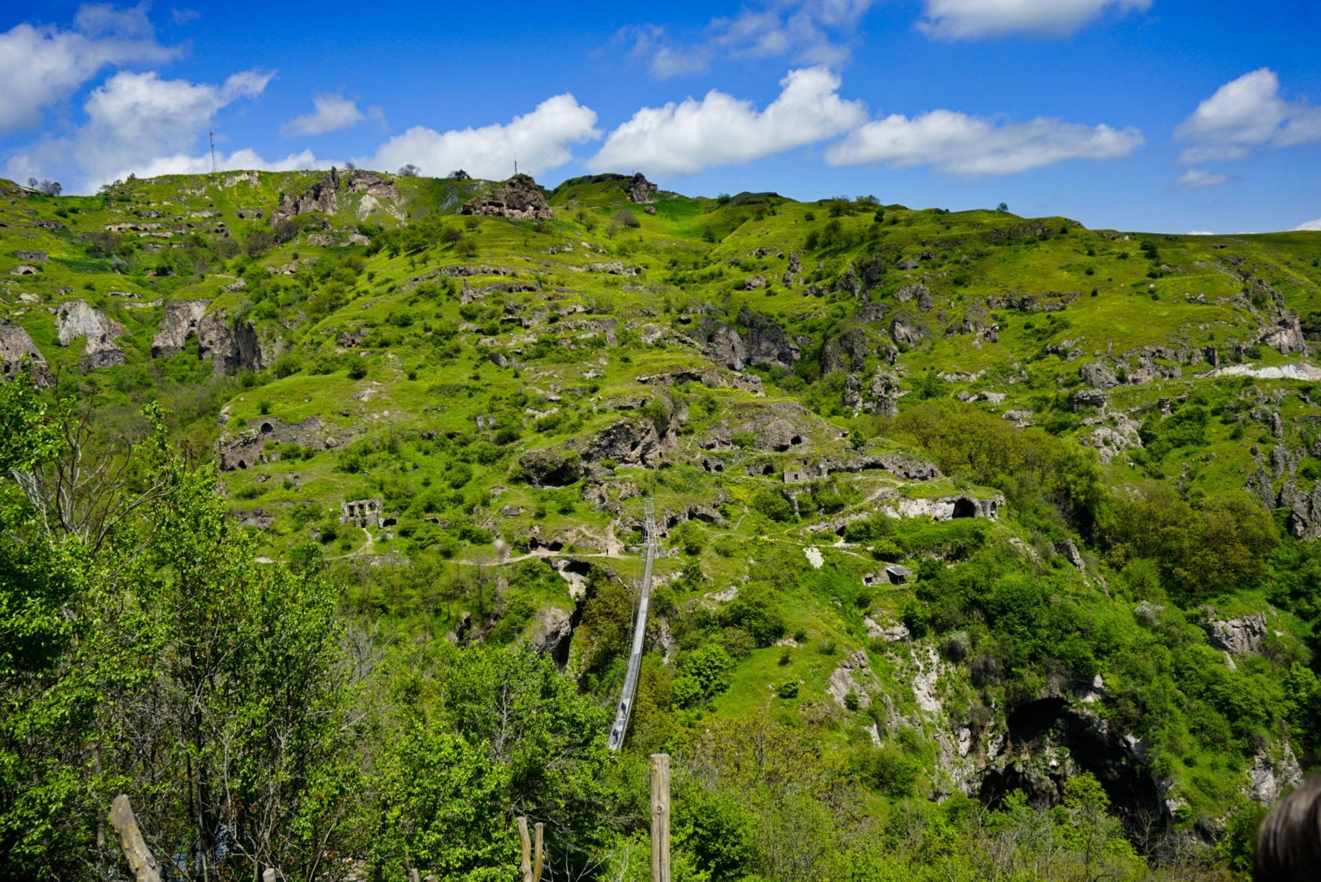 Old Khndzoresk cave village, Armenia - Experiencing the Globe