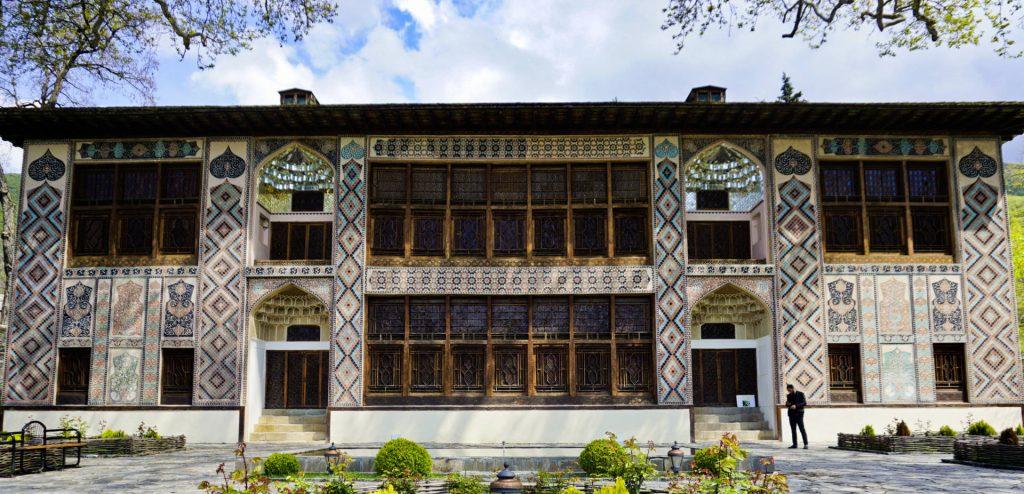Palace of the Sheki Khan, Azerbaijan