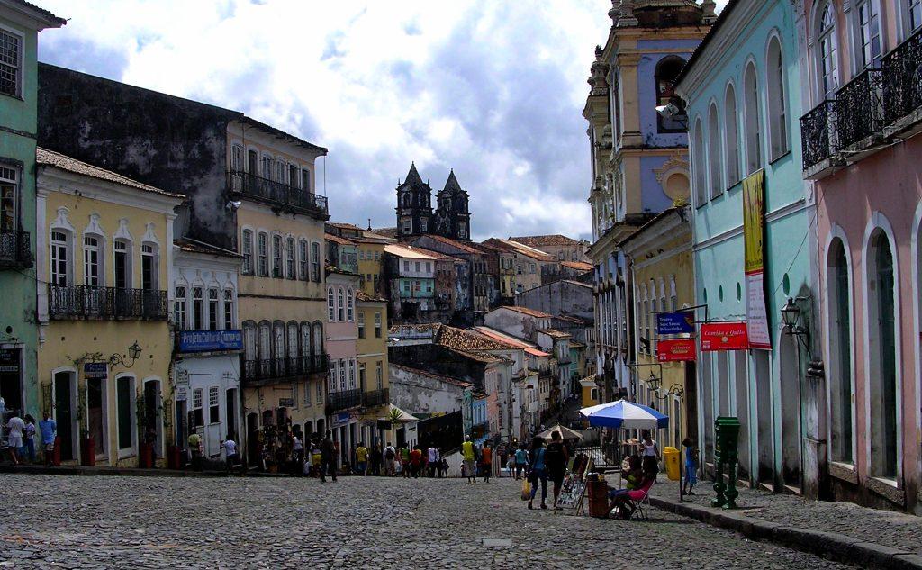 Pelourinho, Salvador da Bahia, Brazil – Experiencing the Globe