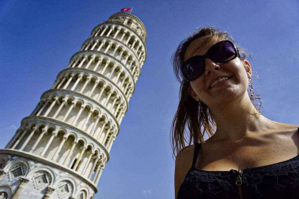 Pisa, Italy - Experiencing the Globe