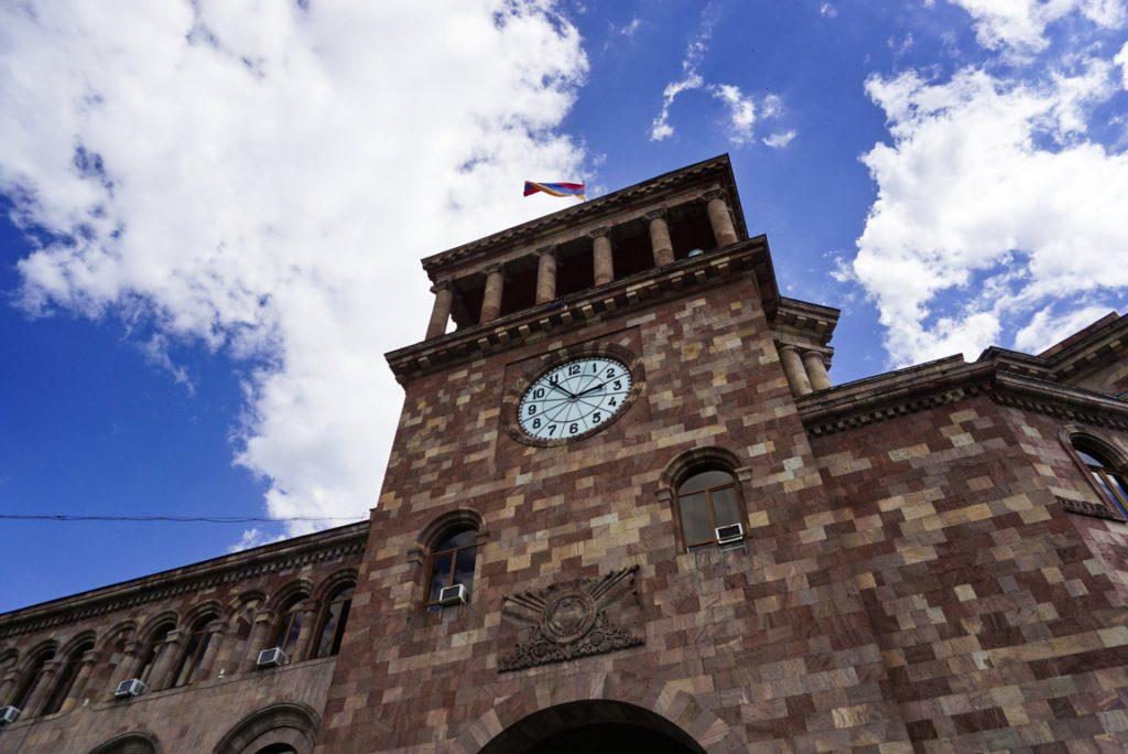 Republic square, Yerevan, Armenia - Experiencing the Globe