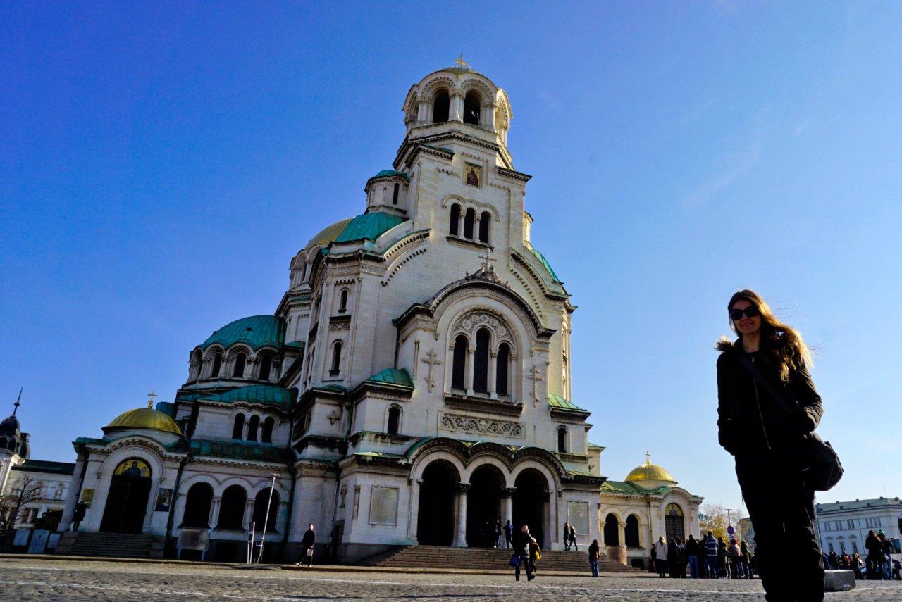 Saint Aleksandar Nevski Cathedral, Sofia, Bulgaria - Experiencing the Globe