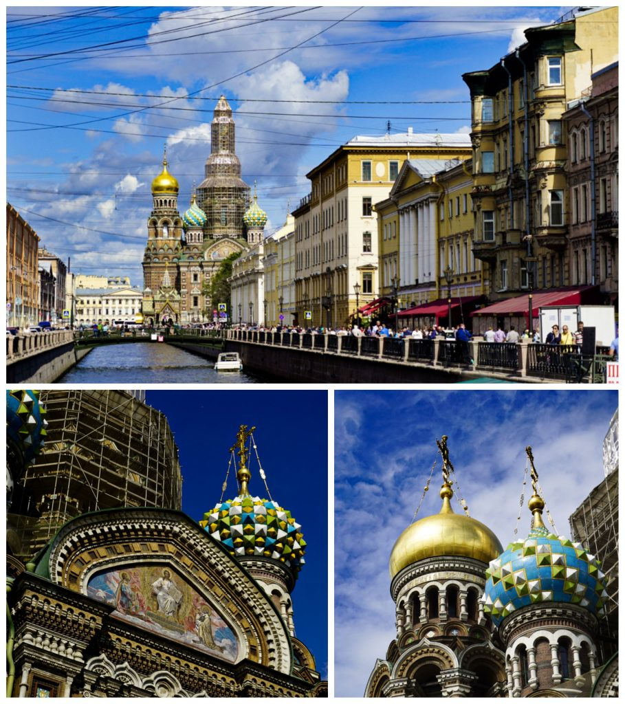 Savior on the Spilled Blood church, Saint Petersburg – Experiencing the Globe