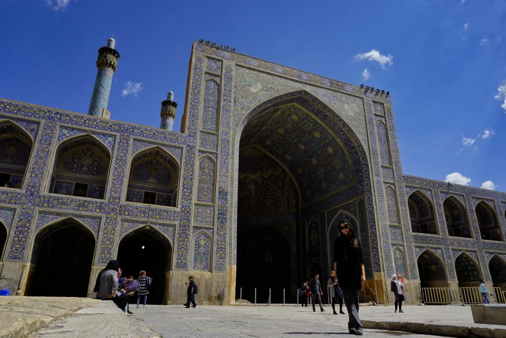 Shah mosque, Isfahan, Iran – Experiencing the Globe
