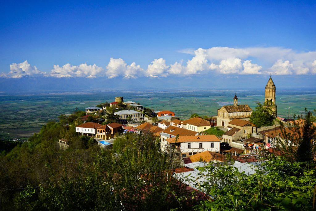 Sighnaghi, Georgia - Experiencing the Globe