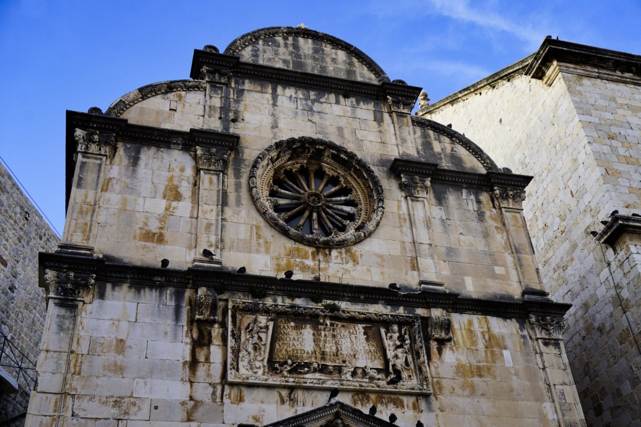 St. Savour Church, Dubrovnik, Croatia - Experiencing the Globe