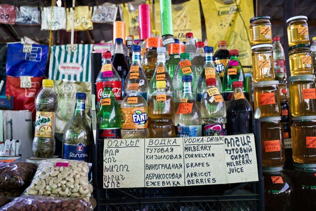 Stepanakert market, Artsakh - Experiencing the Globe
