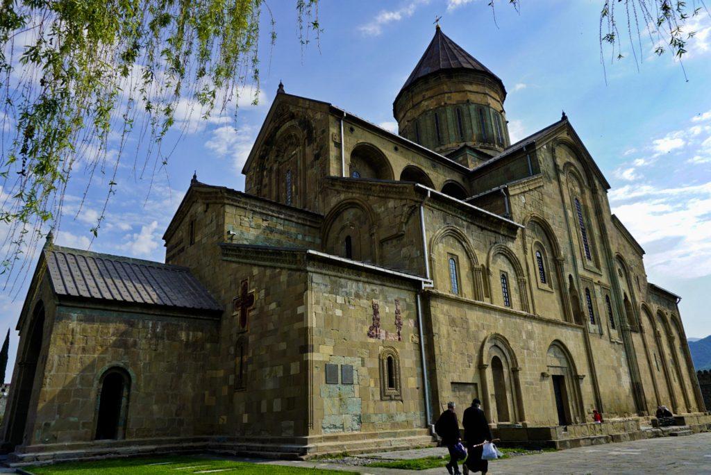Svetitskhoveli Cathedral, Mtskheta, Georgia - Experiencing the Globe