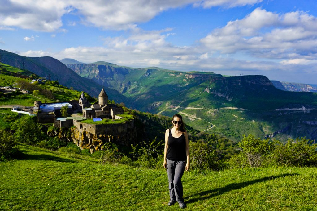 Tatev monastery, Armenia - Experiencing the Globe