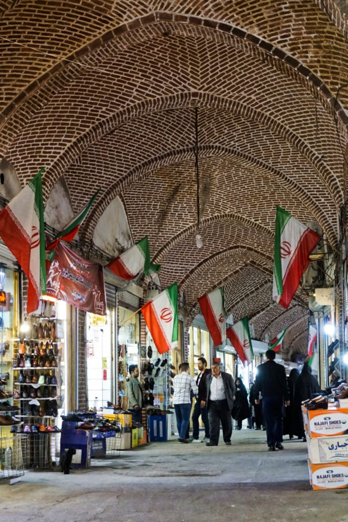 The Grand Bazaar, Tabriz, East Azerbaijan, Iran – Experiencing the Globe