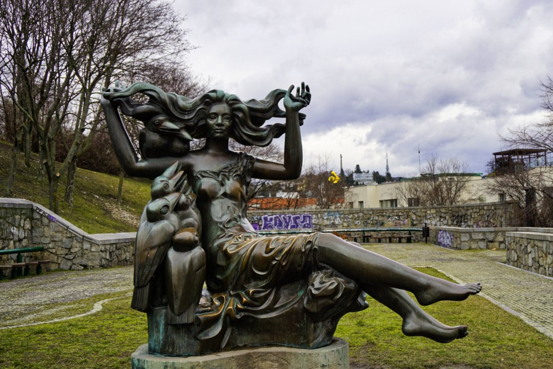 The Witch, Bratislava, Slovakia – Experiencing the Globe