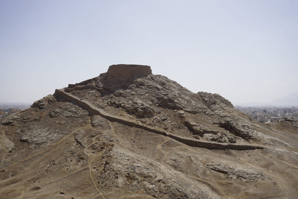 Tower of Silence - Yazd, Iran – Experiencing the Globe