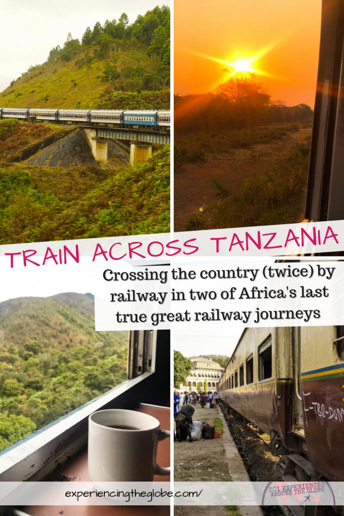 All aboard a voyage and an adventure all packed into a train across Tanzania. Well, two. The Central Line and Tazara Railways will take me through over 2000 km, from Dar es Salaam to Mbeya, and from Kigoma to Dar es Salaam in two of Africa's last true great railway journeys, in the kind of storytelling that will take you there as you read – Experiencing the Globe
