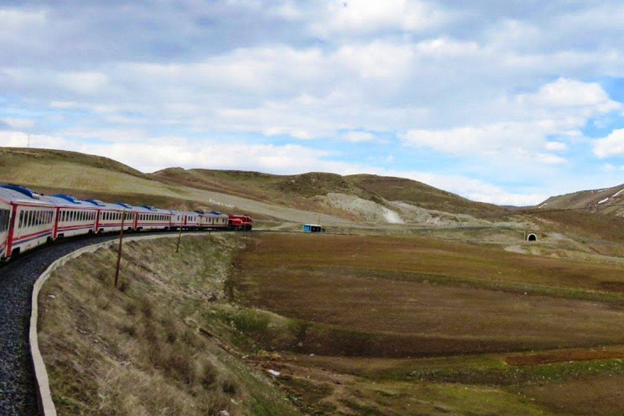 Travel by train - Backpack Adventures