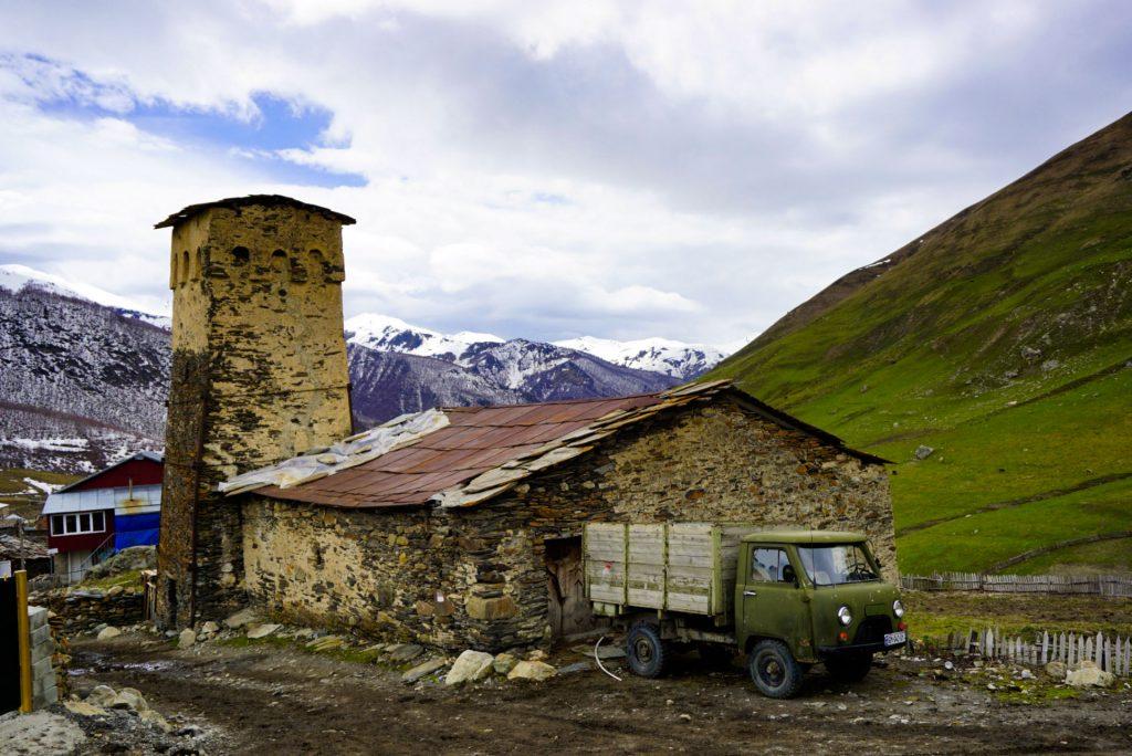 Ushguli, Georgia - Experiencing the Globe