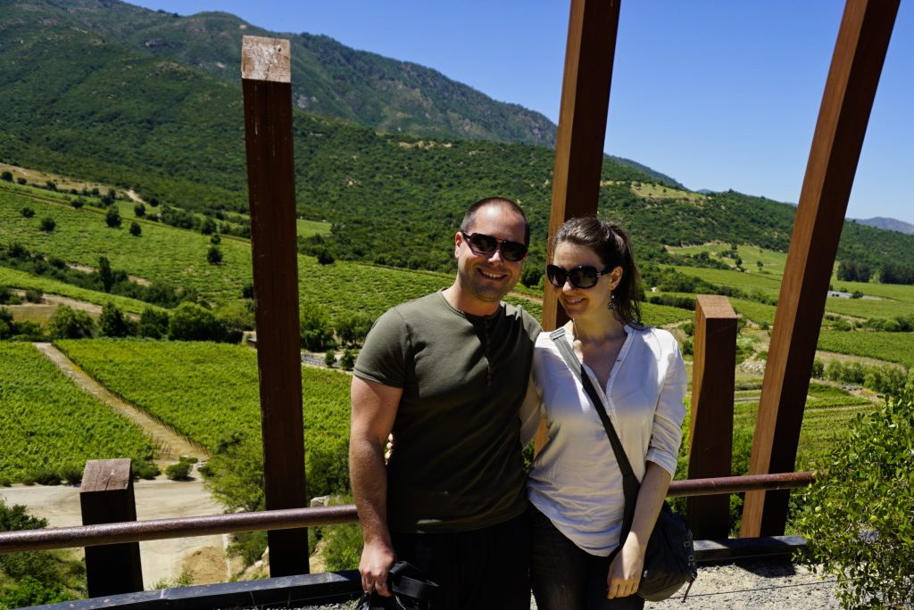 Viña Lapostolle, Valle de Colchagua, Chile - Experiencing the Globe