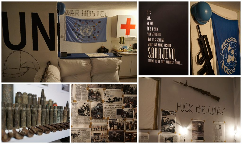 War Hostel, Sarajevo, Bosnia and Herzegovina