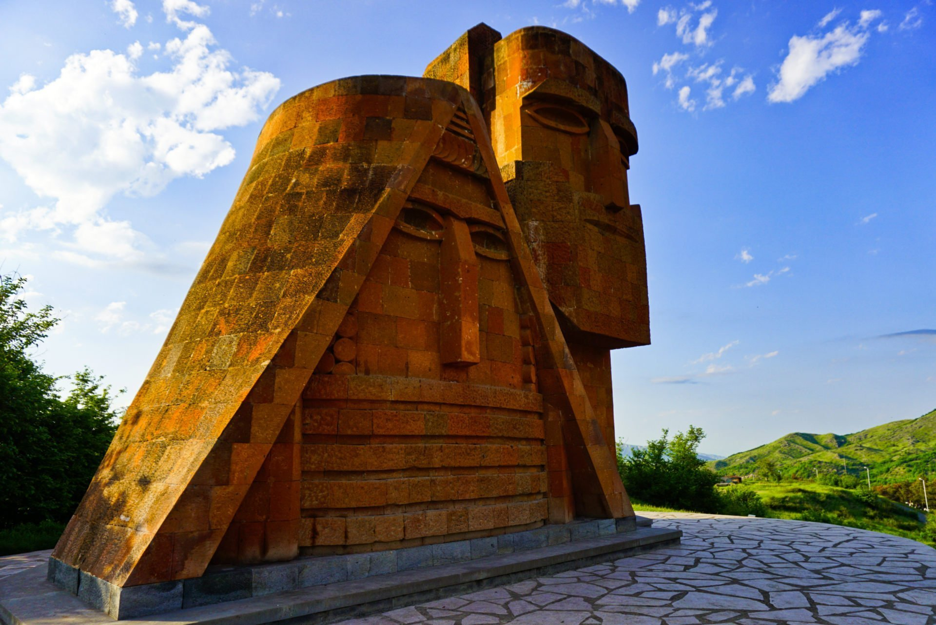We Are Our Mountains, Stepanakert, Artsakh - Experiencing the Globe